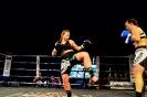 5. zápas K1/ -70kg - Anna Homolková (SKS Arena Kladno) X Věra Pihávková (Pankrátion gym Příbram