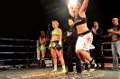 8. zápas THAI BOX / -60kg - Tereza Dvořáková (Hakim gym Kladno) X Nina Scheucher (Fight club Graz, Rakousko)