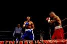 1. zápas: BOX /-67kg - Jan Korec (Satan gym Kladno) X Daniel Bažo (Plzeň)